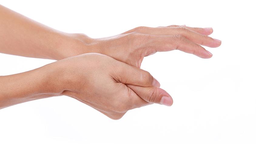 ujjak fájdalma az ízületekben)