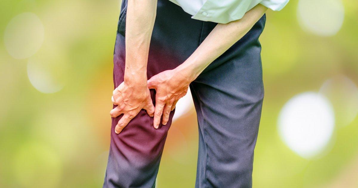 térdfájdalom hajlításkor
