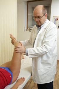 fájdalom a boka és a térd térdbursitis kezelési terve