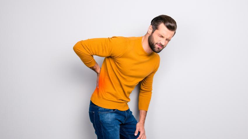 megkönnyebbülés az ízületi és az alsó hátfájás miatt