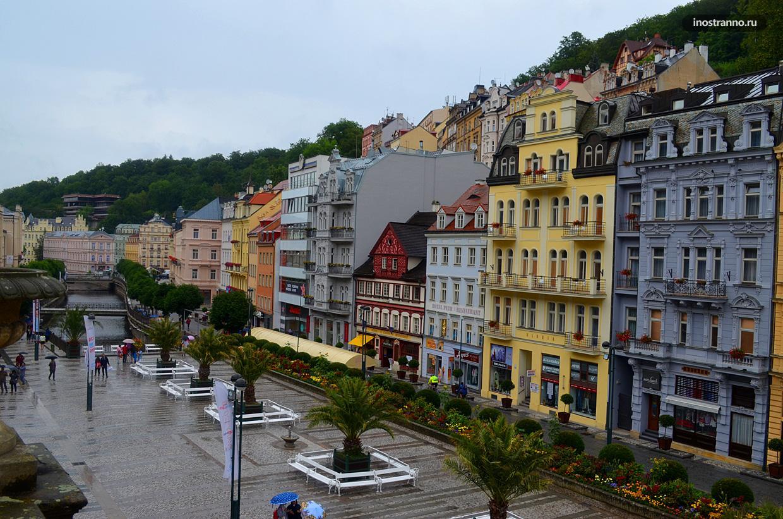 Szanatóriumi kezelés Karlovy Vary