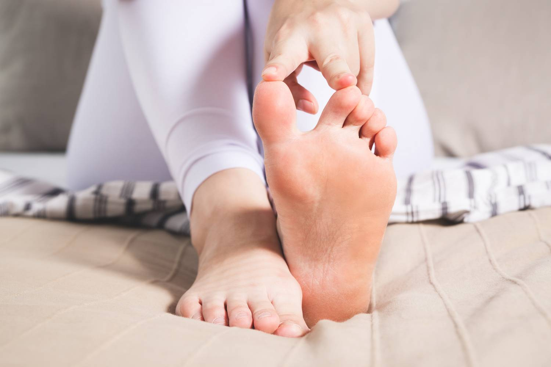 ízületi gyulladás a nagy lábujj