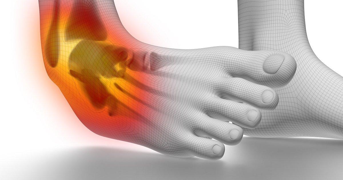 ha bokája fáj