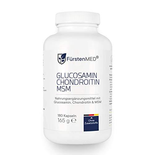 glükózamin-kondroitin komplex áttekintés