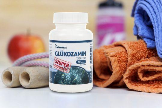 JutaVit Glükozamin+Kondroitin+MSM 72db 72db mindössze Ft-ért az Egészségboltban!