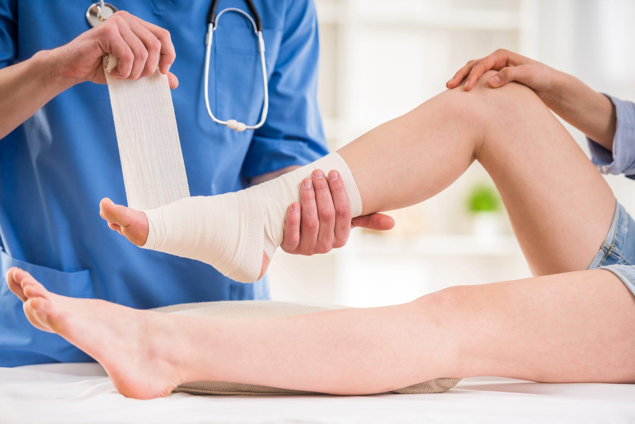 Ha a láb és a boka duzzadt - Masszázs