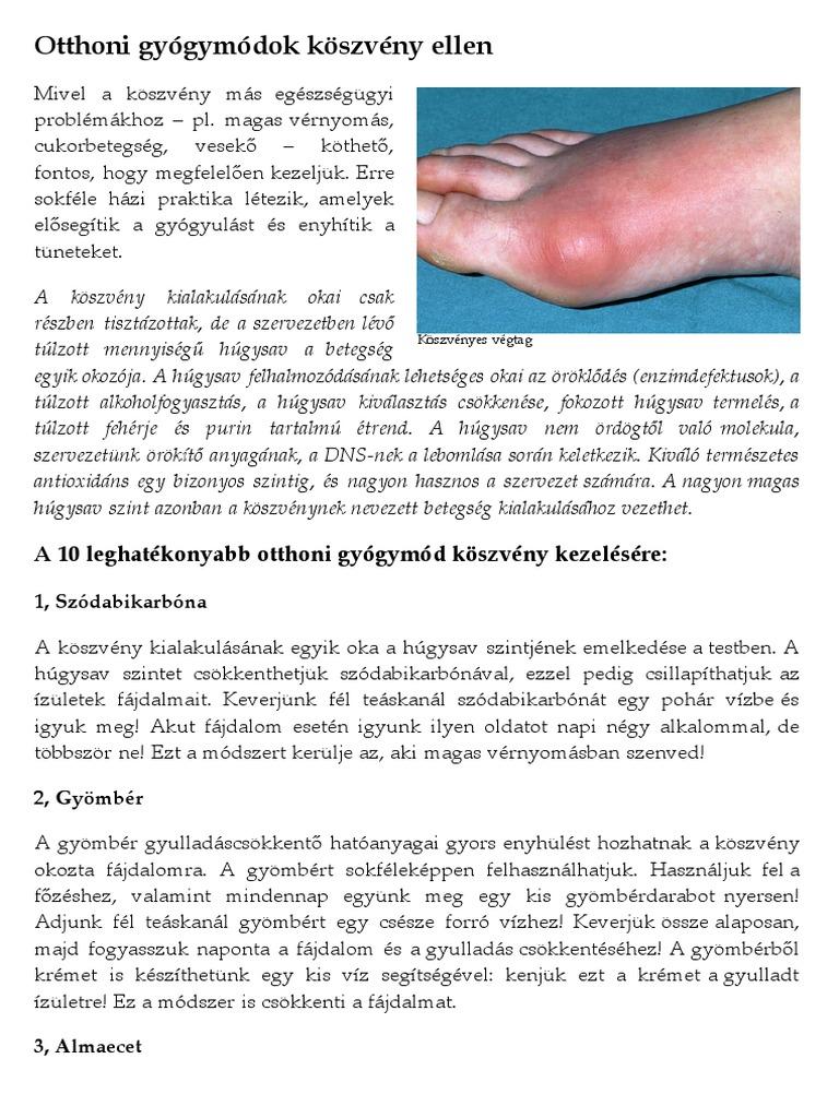 a vállízület osteoarthritisének kezelési rendje miért a vállízület artrózisával