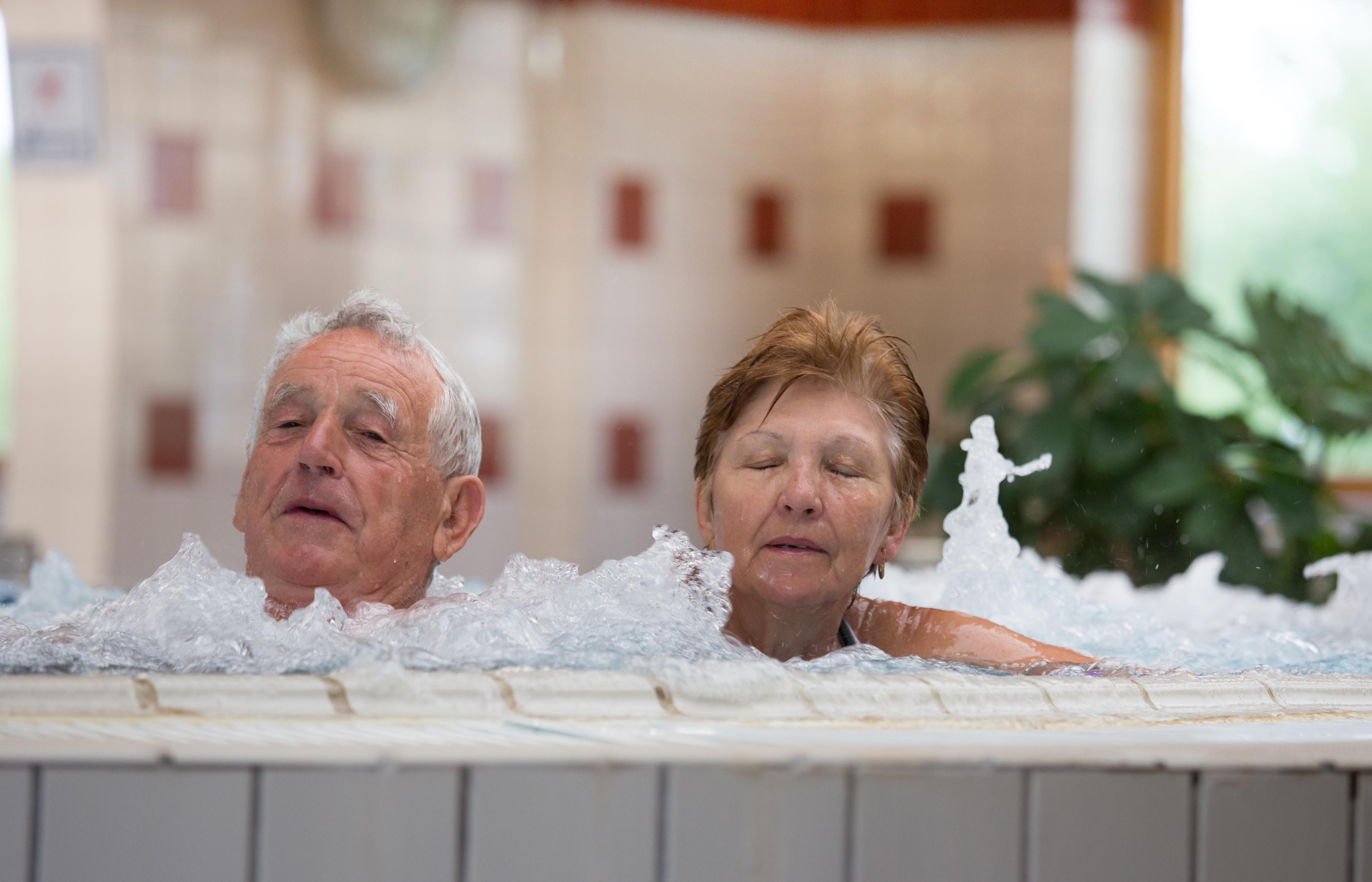 Gyógyfürdők és a mozgásszervi betegségek