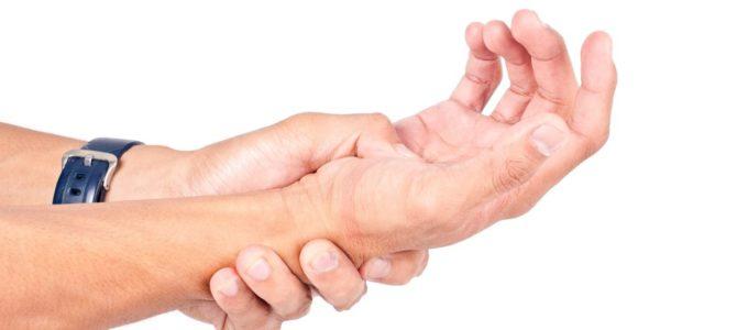 fájdalom a hüvelykujj keze zsibbadása)