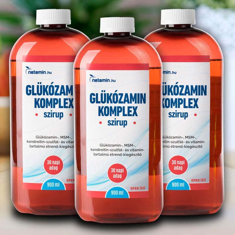glükozamin és kondroitin folyadék)