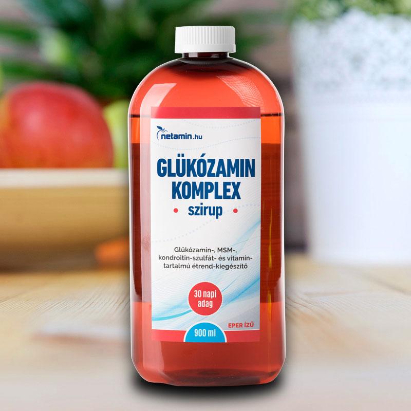 készítmények chondroitin és glükozamin)
