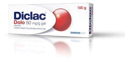diclac gél ízületi fájdalmak kezelésére)
