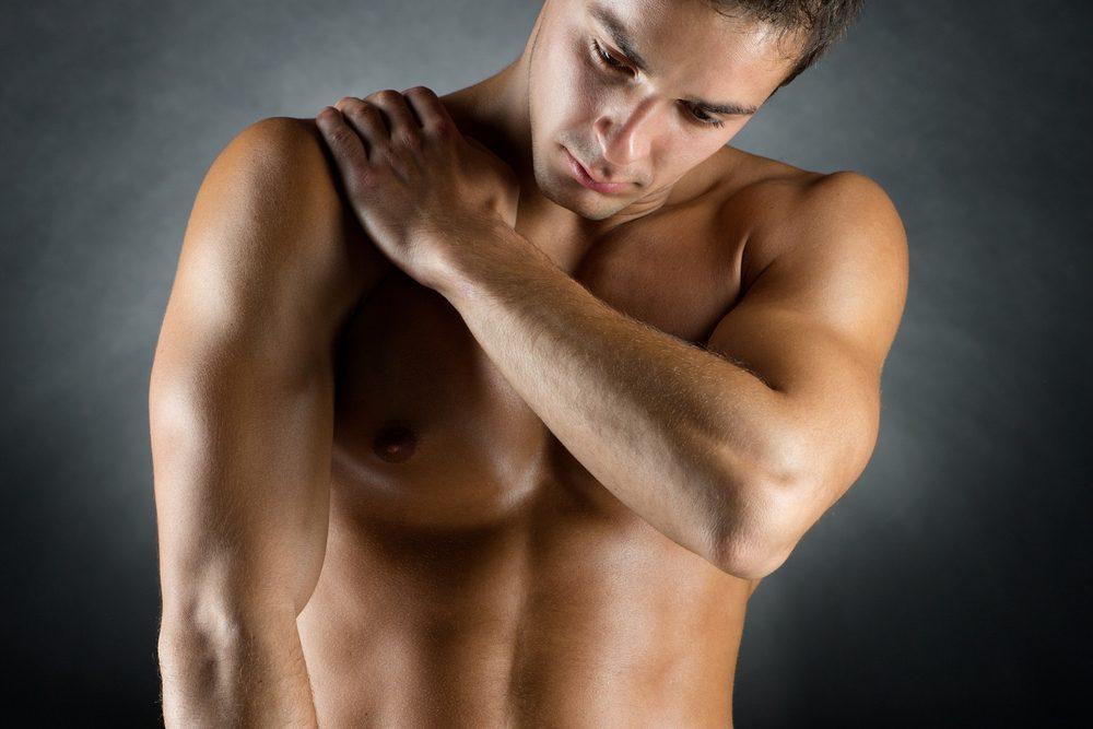 vállfájdalom fájdalom edzés után ízületek és csontok fájdalma