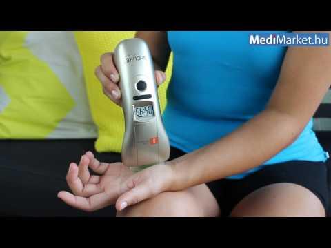 lézeres készülék artrózis kezelésére