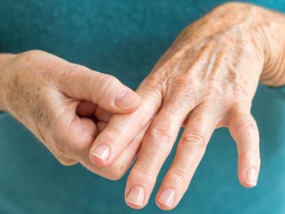 ujjízületi fájdalom és kezelés