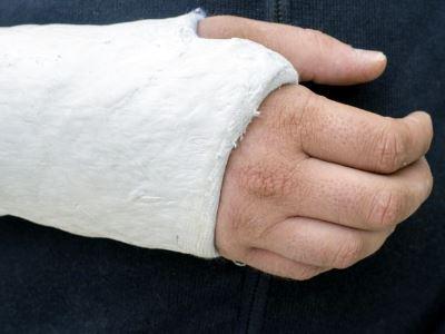 csukló sérülés sérülés miatt