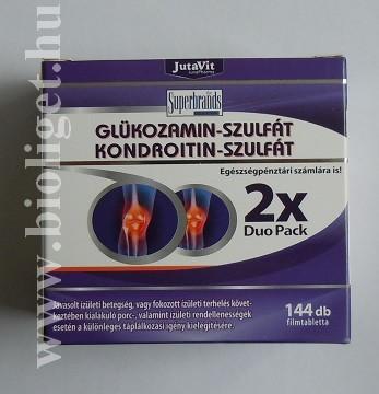 kondroitin és glükozamin az élelmiszerekben)