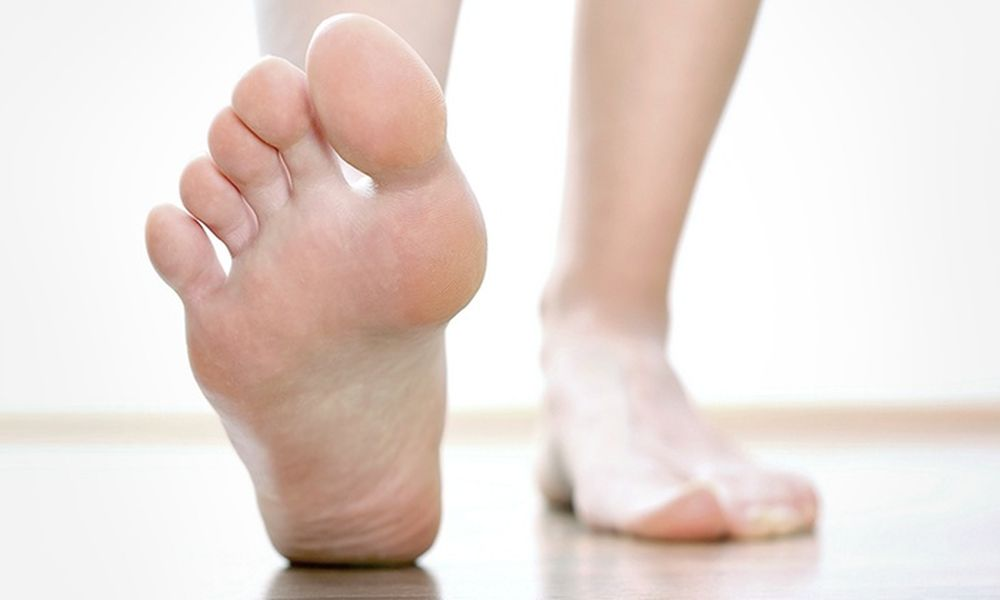 a második lábujj ízületi fájdalma