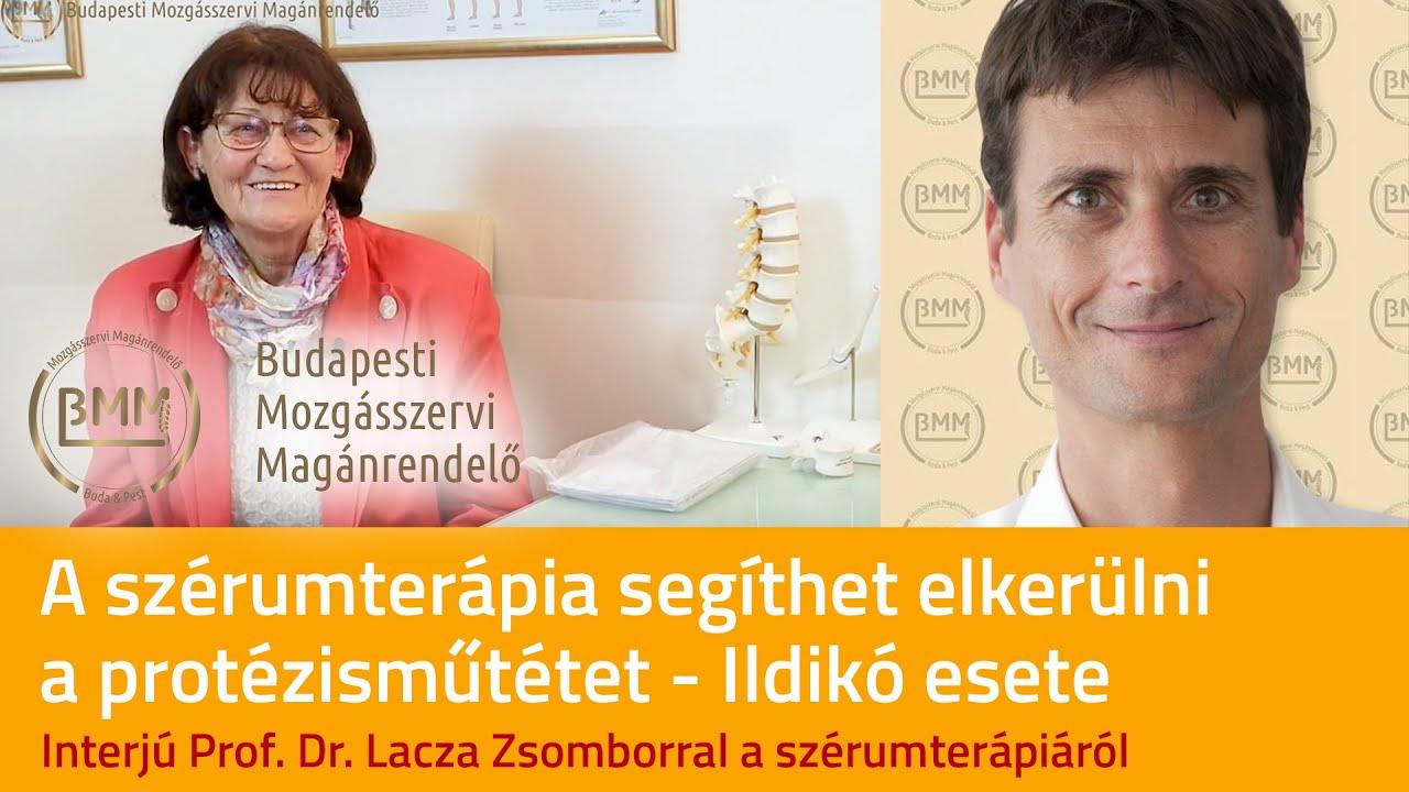 szérum artrózis kezelés