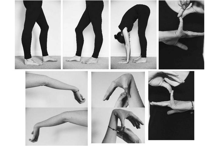 a lábak ízületeinek összeroppantása)
