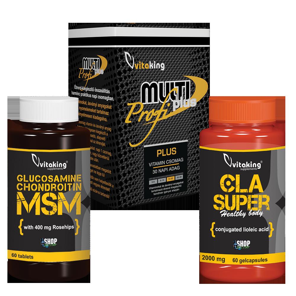 kondroitin és glükózamin együttesen vagy külön-külön)