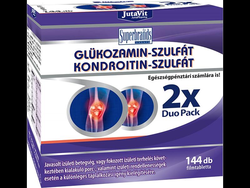 glükózamint és kondroitint tartalmazó kenőcsök)