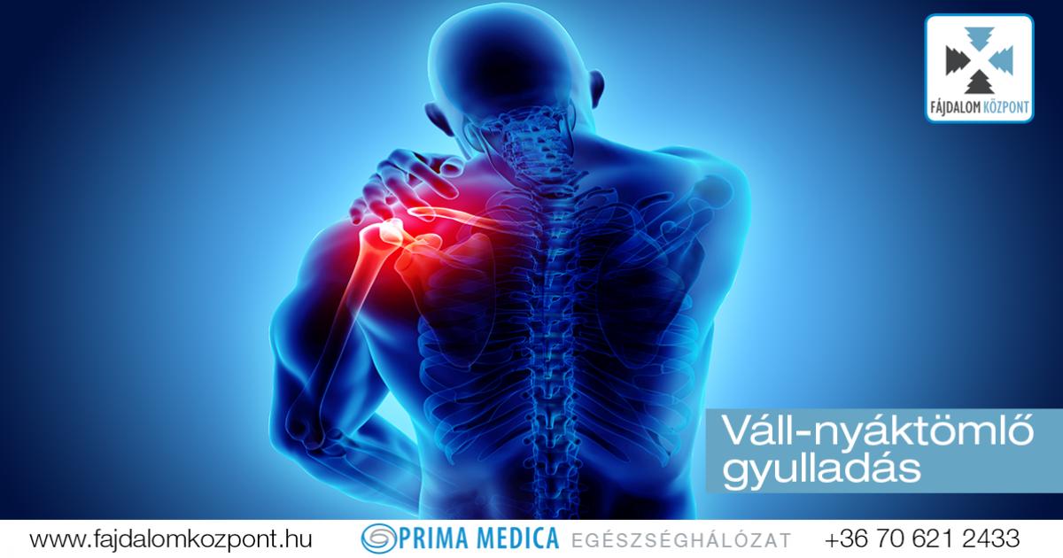 Fájdalom a jobb oldali vállízületben: okok, betegség jelei, kezelés - Myositis -