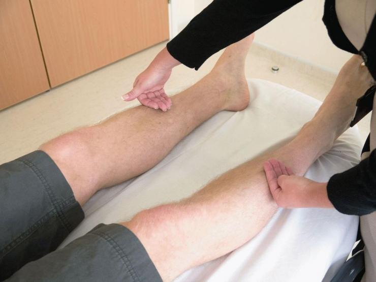 csípő-sprain kezelés