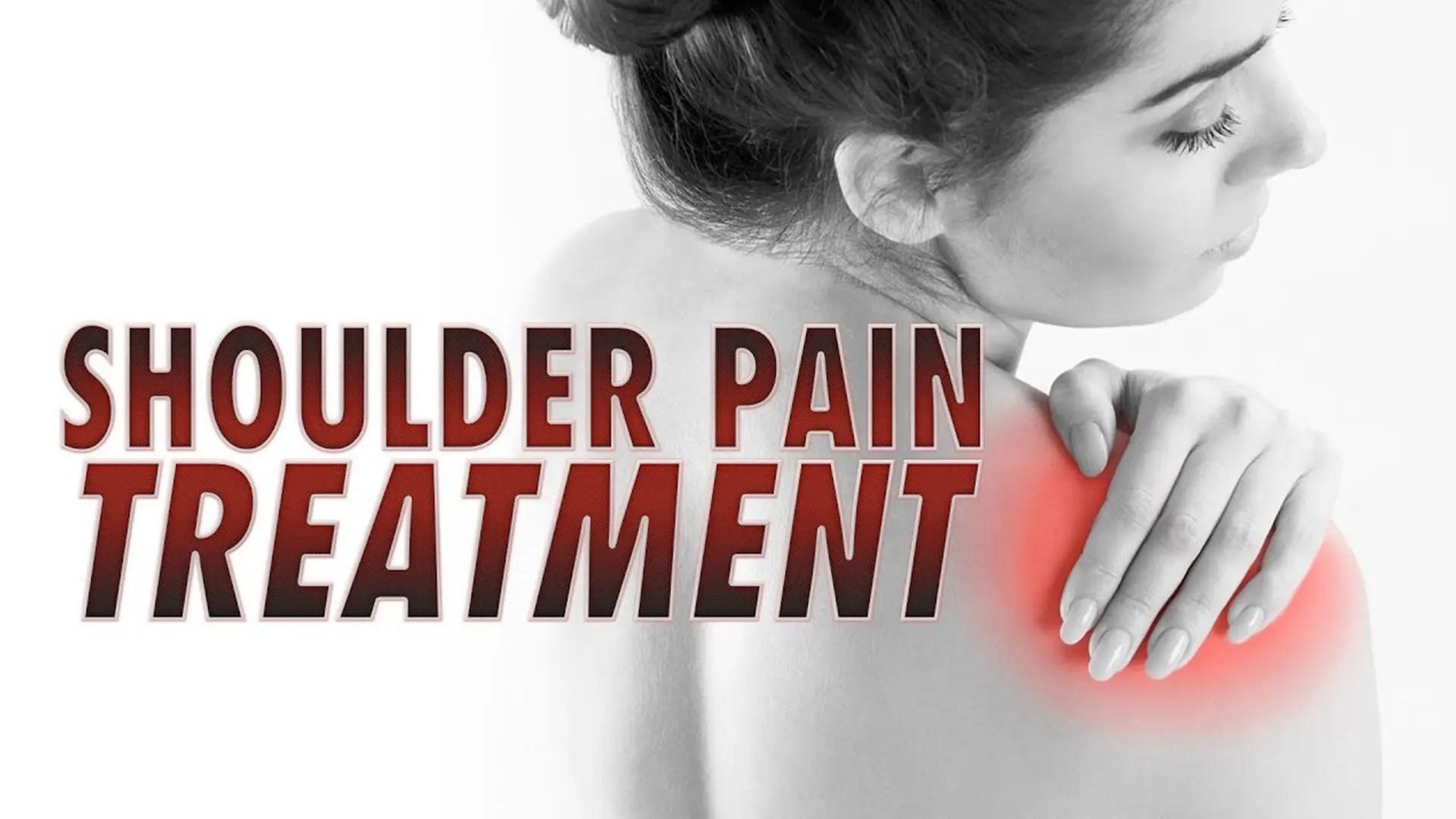 váll fájdalomkezelés sérülés után