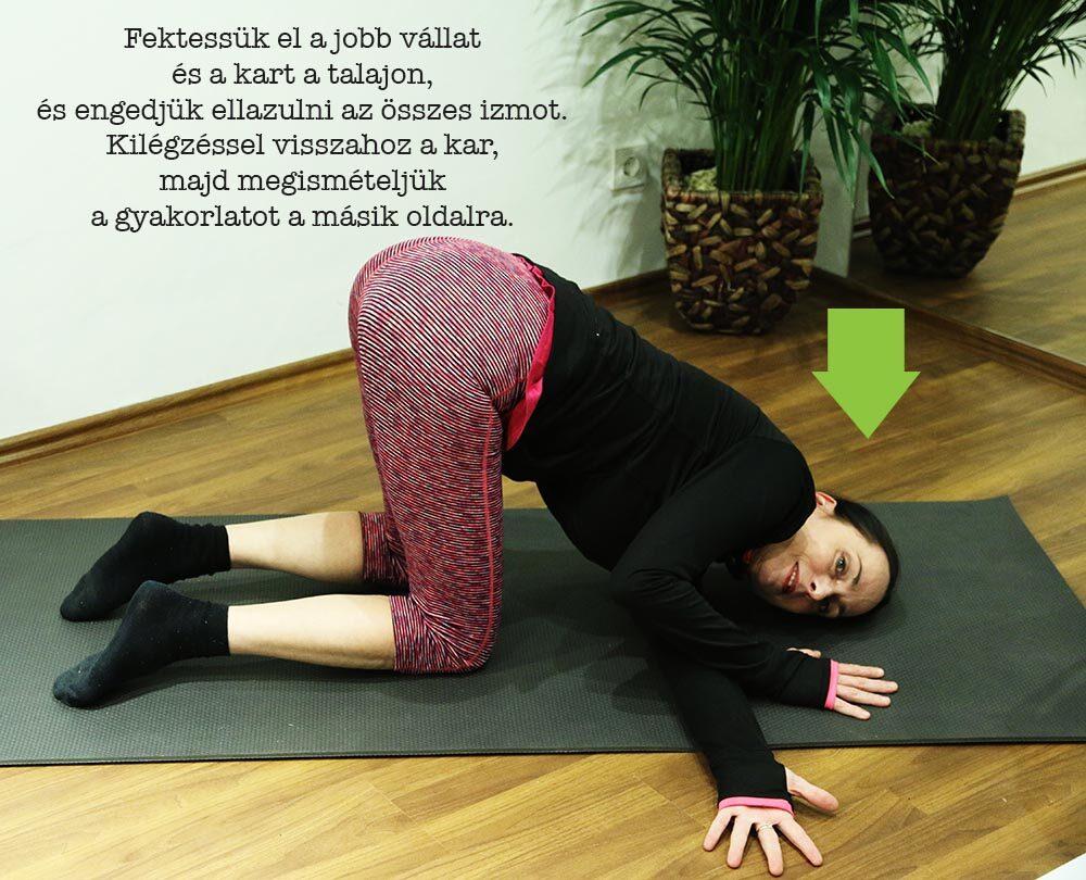 derékfájás gyakorlat)