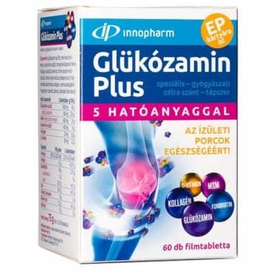 glükózamin-kondroitin tabletta ára a gyógyszertárban