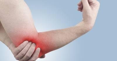 a kéz alkarjának könyökízülete sérülései