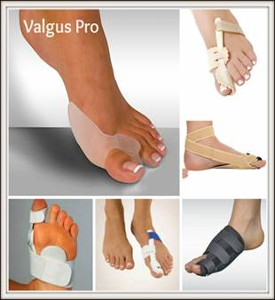 a középső lábujj ízületi kezelése