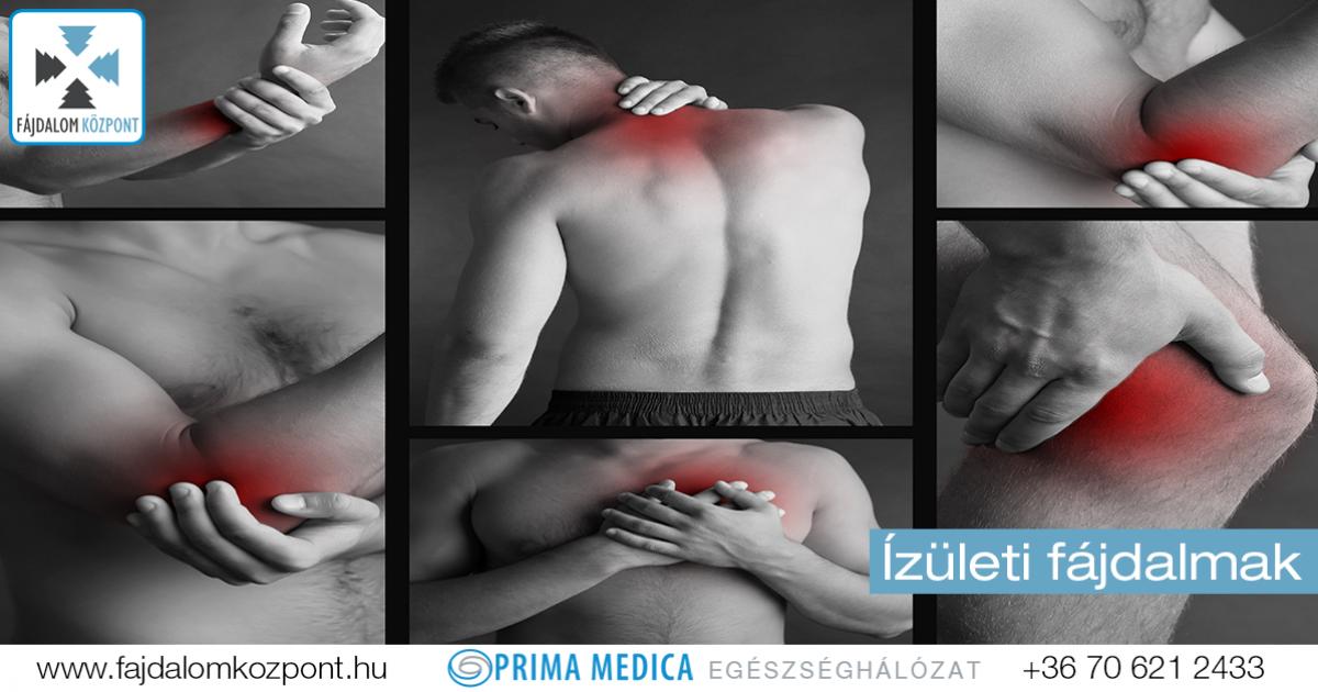 sürgősségi ellátás ízületi fájdalmak esetén)