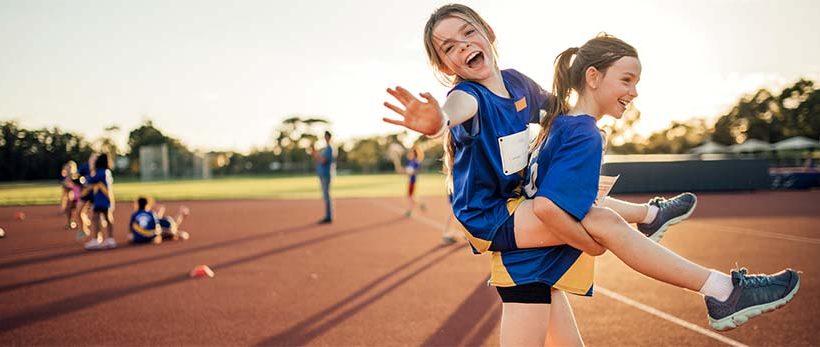 sportolók közös helyreállításához