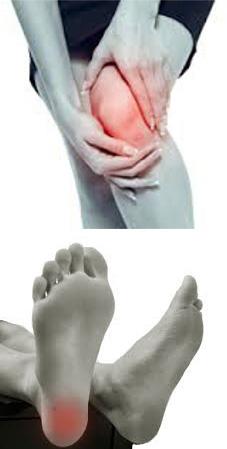 kenőcsök az ízületek és a lábak fájdalmáért csípő-összeroppantás kezelés