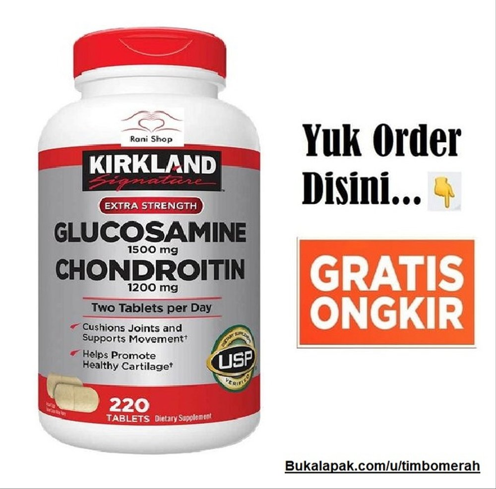 kirkland chondroitin glucosamine)