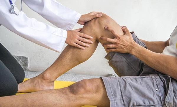 a térd artrózisának vagy ízületi gyulladásának azonosítása)