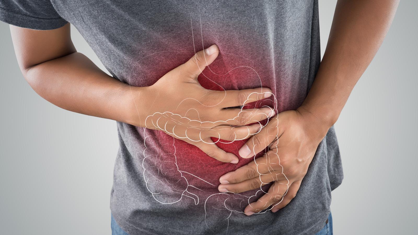 emésztési és ízületi problémák