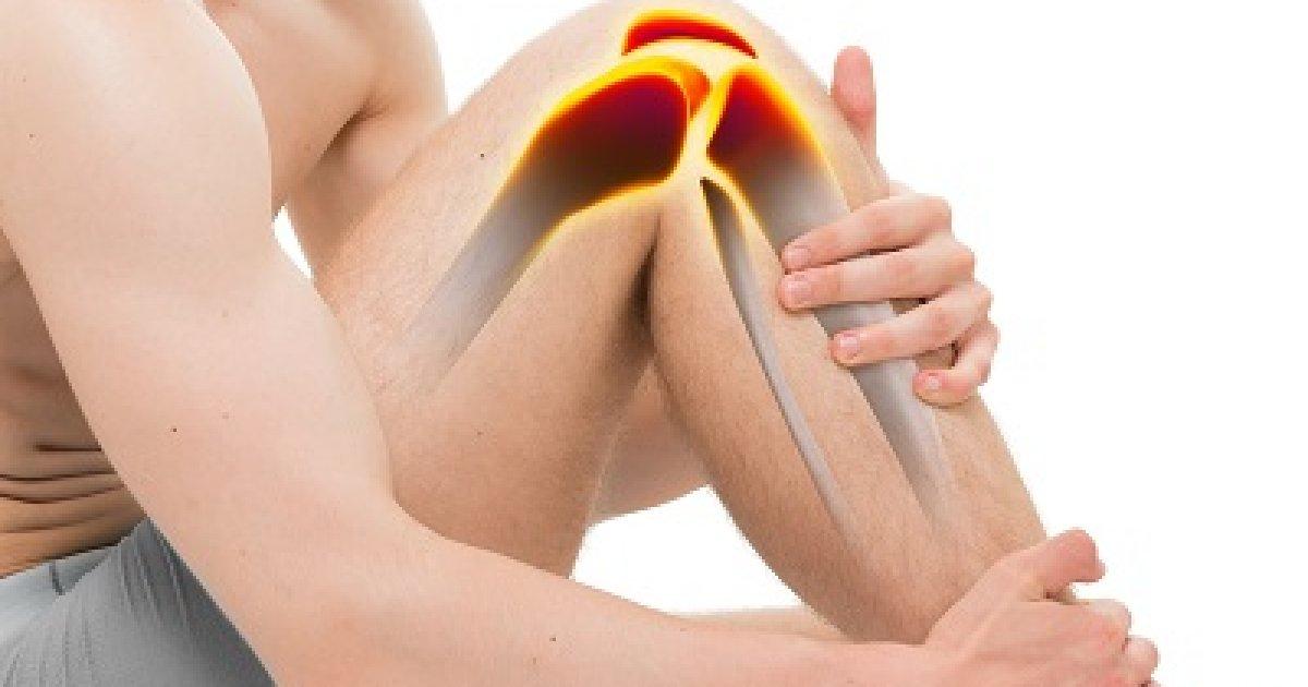 diagnosztizált térd artrózisban