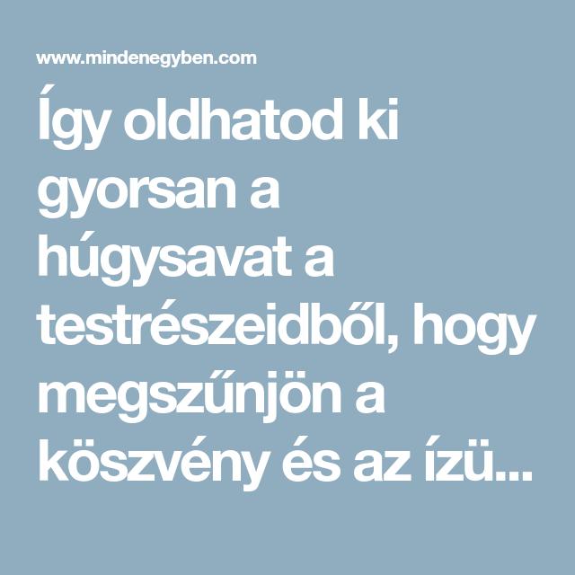 gyogyszer köszvényre)