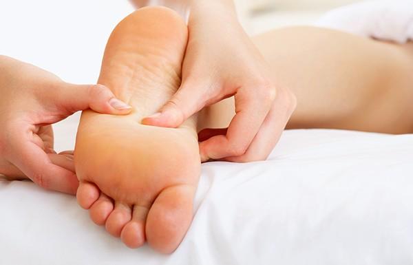 ízületi reflexológiai kezelés