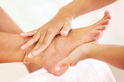 a térd kezelése ozokerittel