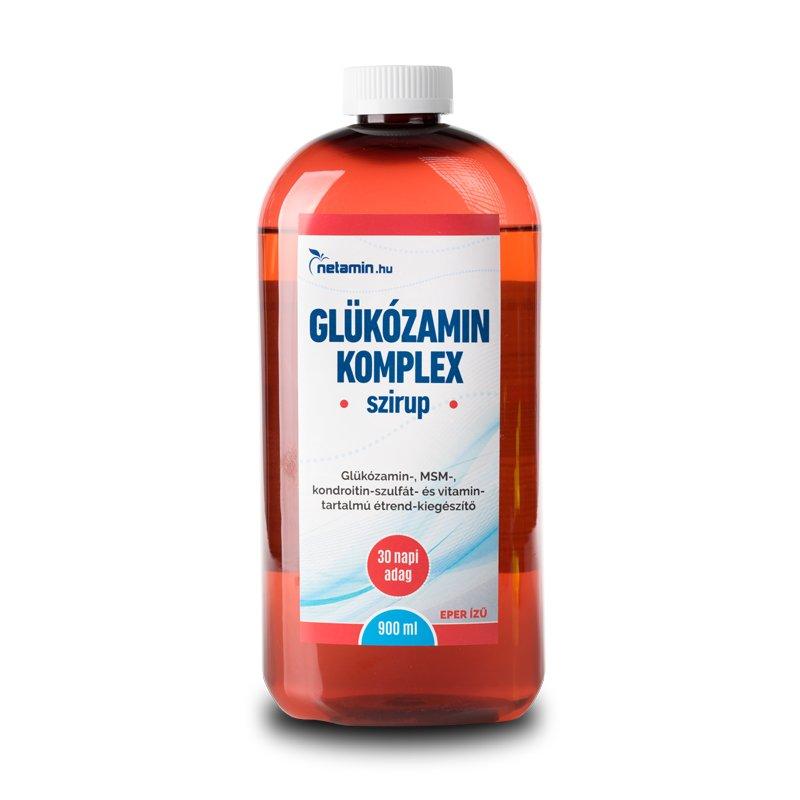 gél kondroitin balzsam glükózaminnal