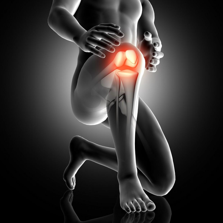 fájdalom injekció térdízület