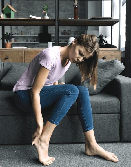 A nagy közös lábujjak kezelésének gyulladása