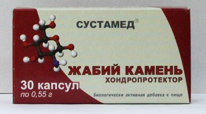 Kondroprotektorok, glükózamin és kondroitin-szulfát - készítmények arthrosis kezelésére