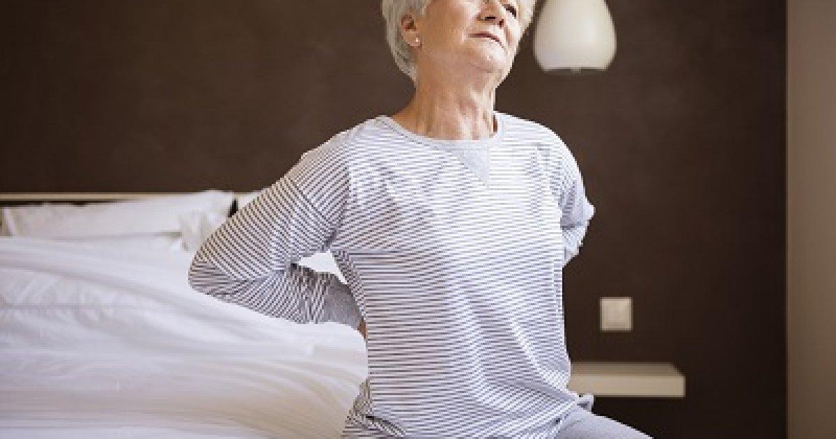 ízületi fájdalom ágyban szenvedő betegeknél