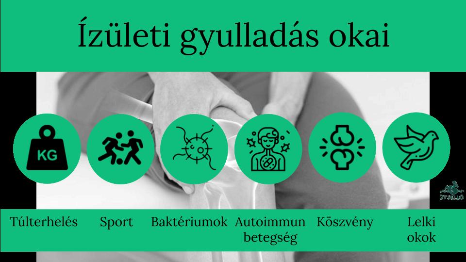 Gyulladás, fájdalom, csontritkulás – rizikófaktorok és kezelés