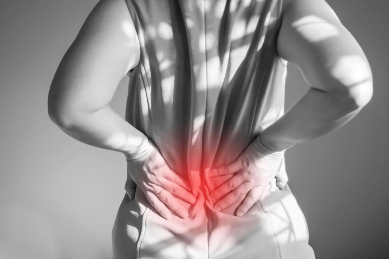 Lumbágó – a fájdalom mozdulatlanná merevít